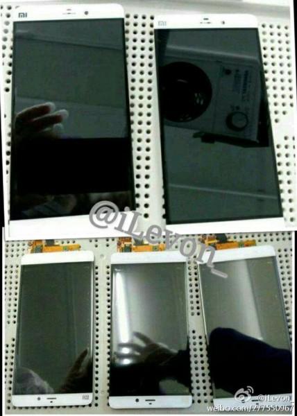 Oletettu Xiaomi Mi 5