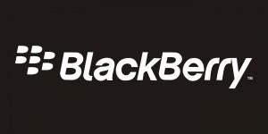 BlackBerry logo.