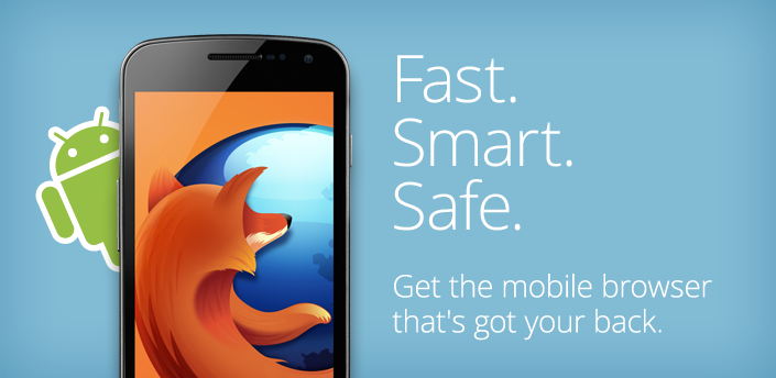 Firefox Androidilla