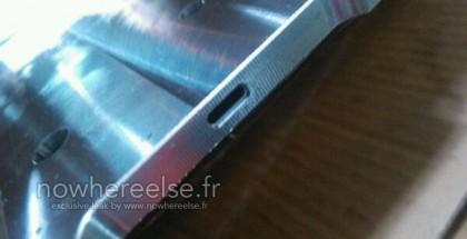 Aiemmassa vuotokuvassa väitetty Galaxy S6:n alumiinirunko