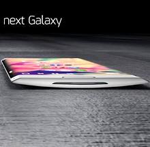 Taiteilijan näkemys huhutusta Galaxy S6:n erikoisesta näytöstä