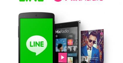 LINE ja MixRadio