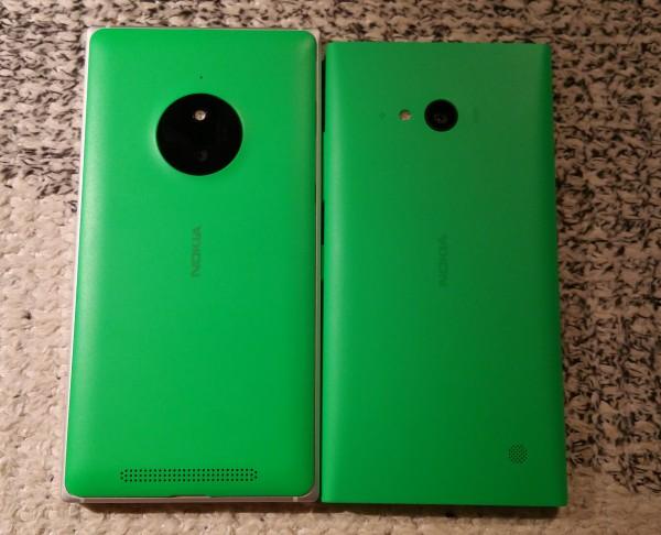 Räikeän vihreä väri näyttää tyylikkäältä