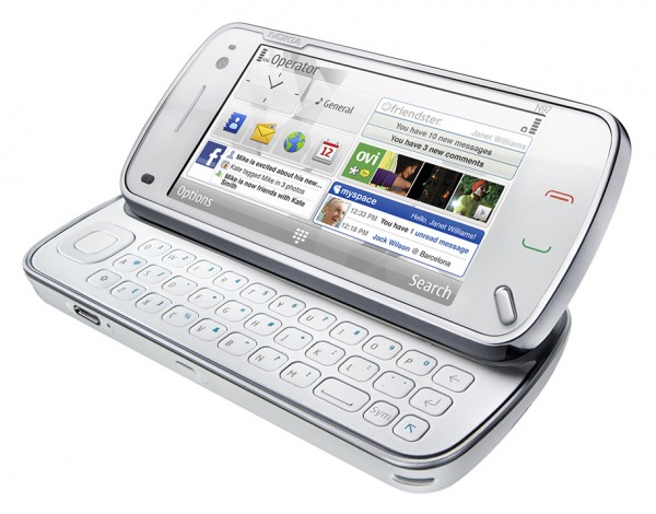 """Nokia N97 - iPhonen """"tappaja"""""""
