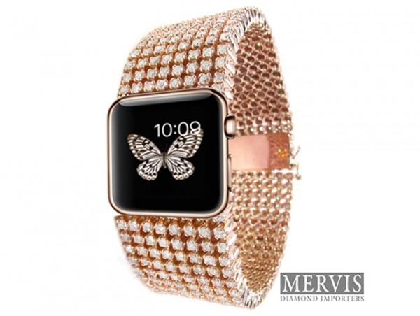 Timanttinen Apple Watch