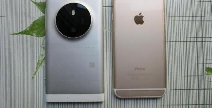 Vuotokuvassa huhuttu Lumia 1030