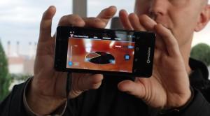Snapdragon 810 antaa mahdollisuuden kohdistaa äänen tallennusta videoita kuvattaessa. Kuva: Gizmodo