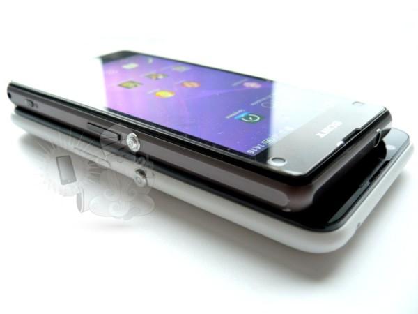 Vuotanut Sony Xperia E4 sekä Xperia Z1 Compact