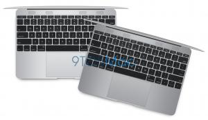 9to5Macin kuvittajan luoma kuva tulevasta MacBook Airista tietojen perusteella