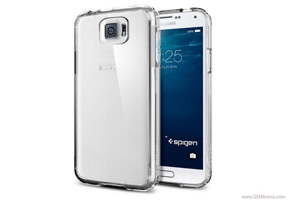Spigenin laittoi jo Samsung Galaxy S6:n suojakuoria myyntiin, vaikkei puhelintakaan ole vielä julkaistu.