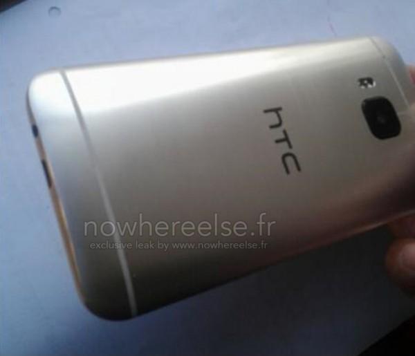 Vuotokuvassa väitetty HTC One (M9)