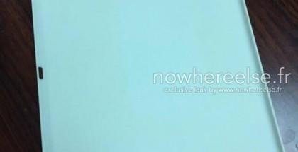 iPad Pron oletettu suojakuori (Nowhereelse.fr)