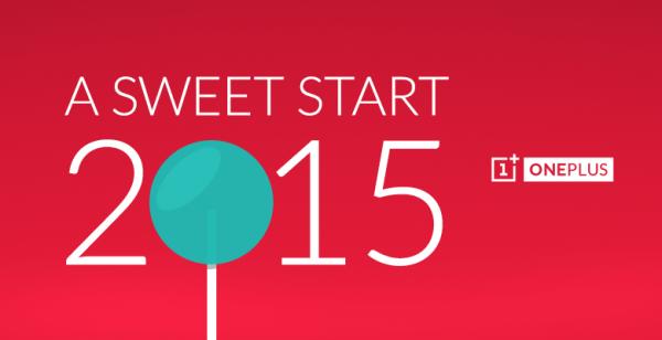 OnePlus Lollipop teaser