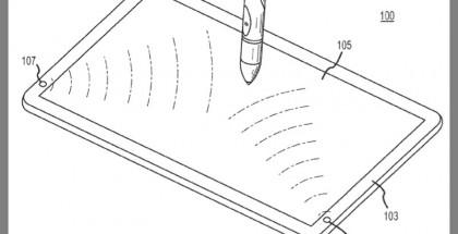 Erään Applen patenttihakemuksen mukaan stylus-kynän haptinen, eli tärinävaste saattaisi luoda mielikuvaa kolmiulotteisesta pinnasta näytöllä. Näin käyttäjä voisi esimerkiksi tuntea piirtävänsä kankaalle tai muulle epätasaiselle pinnalle.