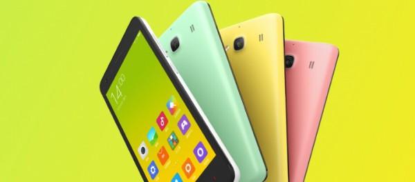 Xiaomi Redmi 2 eri väreissä