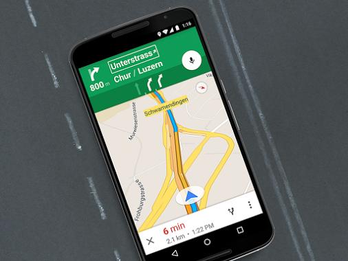 Google Maps osaa nyt kaistaopastuksen myös Suomessa.