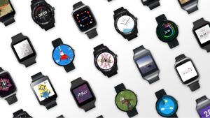 Android Wear -kellotauluja