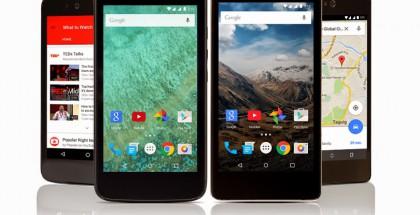 Uusimmat Android One -laitteet: MyPhone Uno ja Cherry One