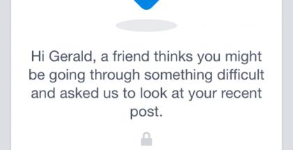 Facebook tarjoaa jatkossa apua itsetuhoisille käyttäjille ja heidän läheisilleen