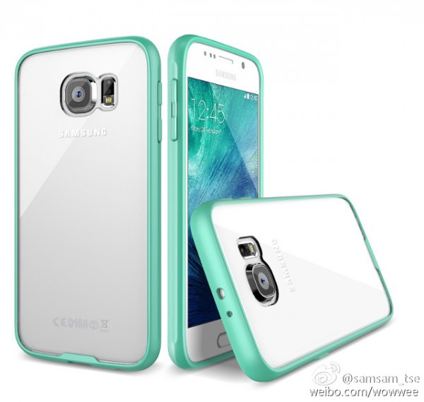 Väitetty Samsung Galaxy S6