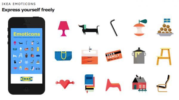 Ikea Emoticons