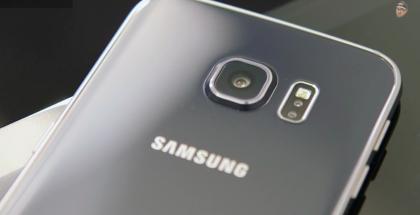 Galaxy S6:n kamera