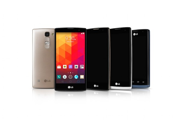 LG Magna, Spirit, Leon ja Joy