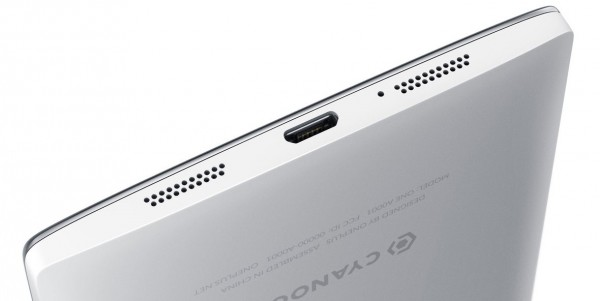 """OnePlus Onen """"stereokaiuttimet"""" sijaitsevat puhelimen alalaidassa"""