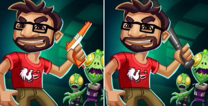 Rooster Teeth vs. Zombiens App Store