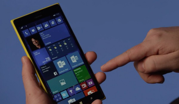 Windows 10 Technical Preview Lumia-puhelimella