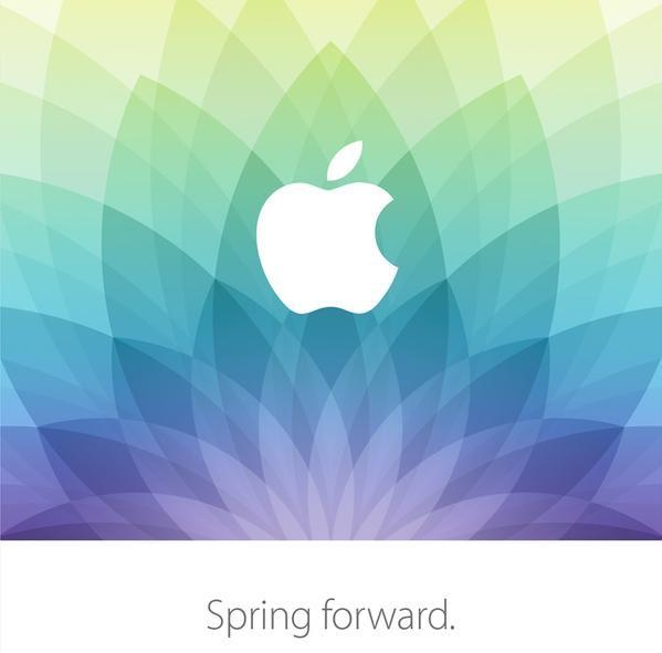 Applen mediatilaisuus 9.3.