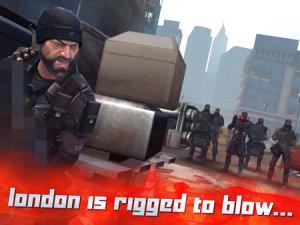 Tempo-pelin julkaisu estettiin, kunnes kuvakaappauksissa näkyvät aseet sensuroitiin