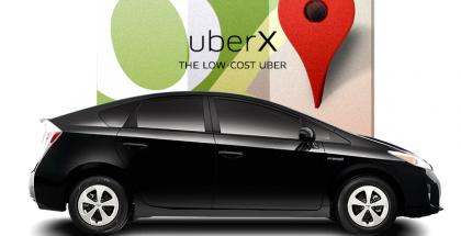 Google UberX