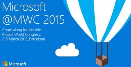Microsoft esittelee uusia puhelimia MWC-tapahtumassa 2. maaliskuuta.