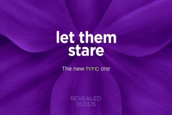 HTC One M9 julkistetaan maaliskuun alussa