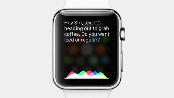 Siri-avustaja on iso apu Apple Watchin käytössä, mutta valitettavasti Siri ei vieläkään osaa suomea.