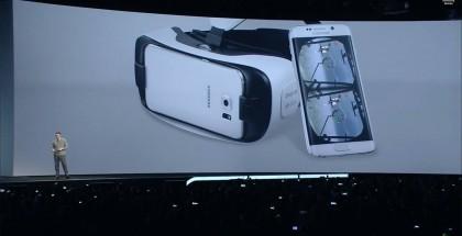 Samsung Gear VR uusille S6-puhelimille