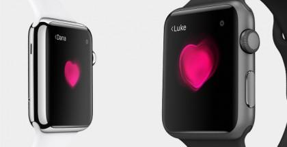 Apple Watchin Digital Touch