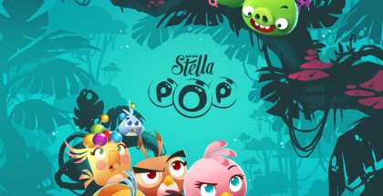 Angry Birds Stella POP! on Rovion tuorein peliuutuus