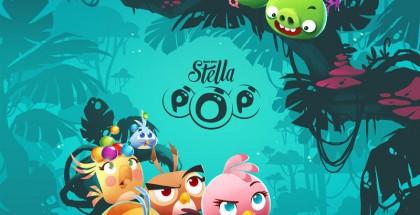 Angry Birds Stella POP! on Rovion tuorein peliuutuus