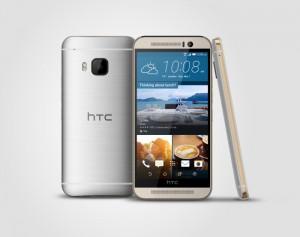 Vertailun vuoksi: edellinen HTC One M9 oli vielä varsin erinäköinen