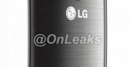 Oletettu varhainen tietokonemallinnos LG G4:stä