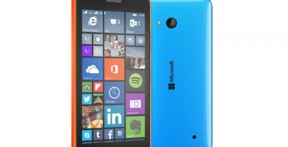 Lumia 640.