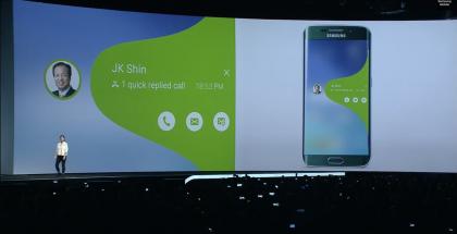 Galaxy S6:n esittely MWC 2015 -tapahtumassa