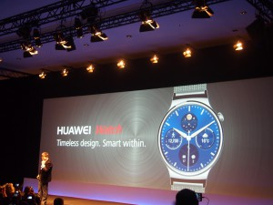 Alkuperäinen Huawei Watch esiteltiin pari vuotta sitten Barcelonassa ennen Mobile World Congressin alkua.