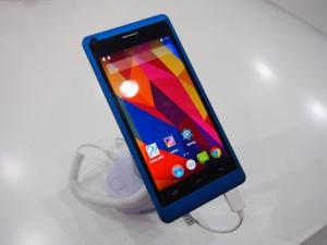 Coshipin valikoima käsitti myös erilaisia Android-puhelinmalleja