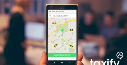 Taxify Windows Phonella