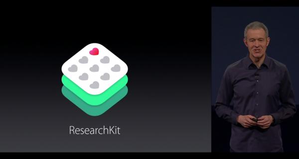 Jeff Williams esitteli eilen ResearchKitin Applen tilaisuudessa. Kuka Jeff Williams?