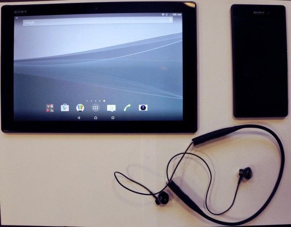 sony z4 tablet 3