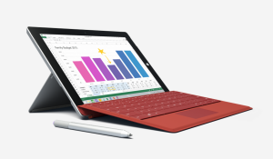Microsoftin Surface 3.